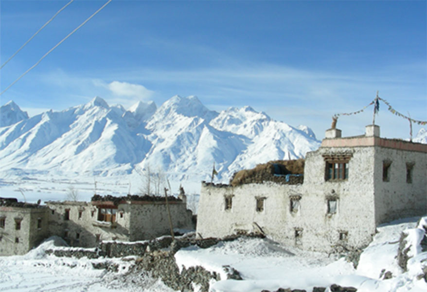 HIMALAYAN HOMESTAYS